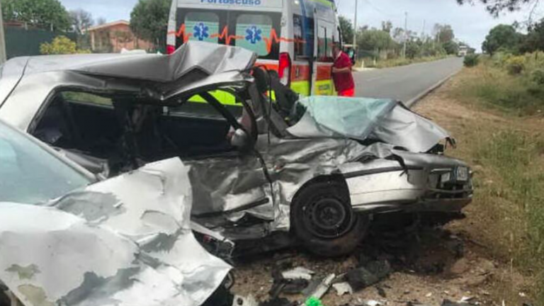 Incidente sud Sardegna