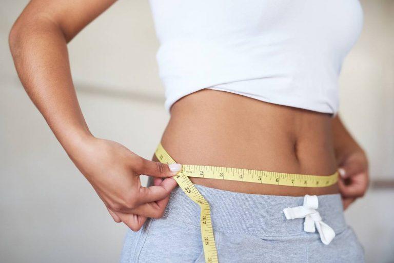 Perdere peso velocemente.