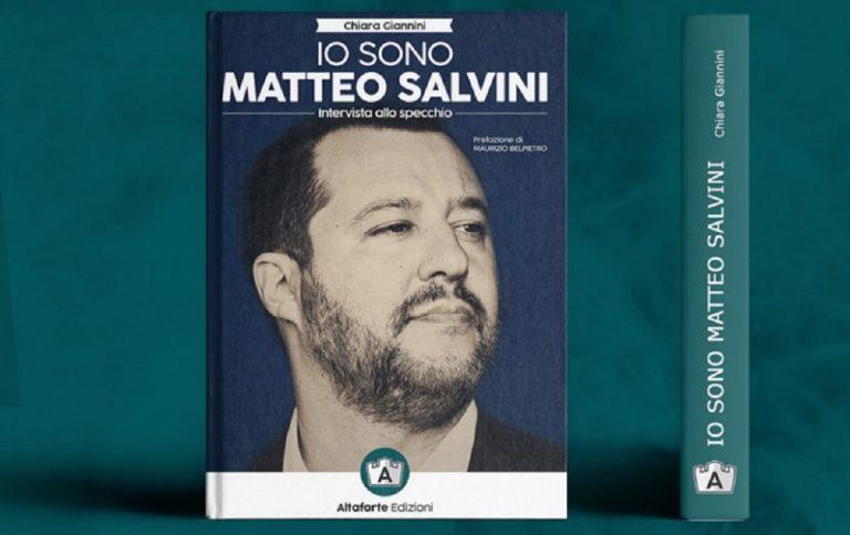 libro Matteo Salvini