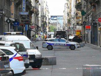Attentato Lione Francia