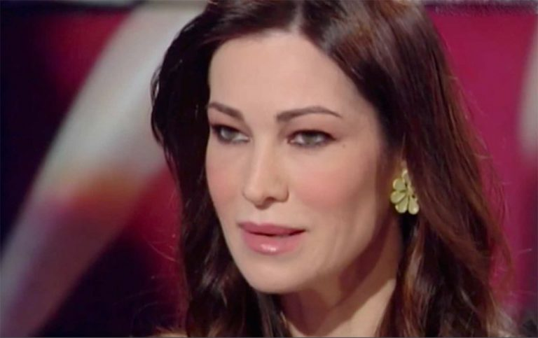 Manuela Arcuri sul caso Pamela Prati: