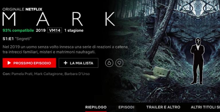 Netflix serie Mark Caltagirone