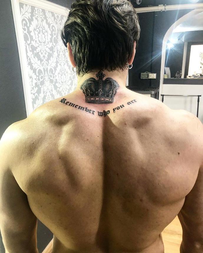 niccolò bettarini tatuaggio