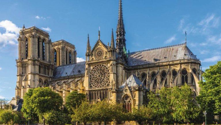 Notre Dame, un progetto green per ricostruire la cattedrale