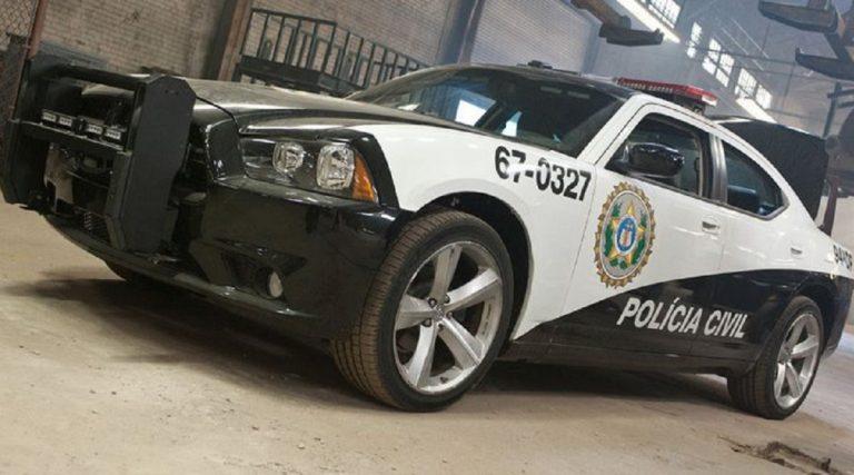 policia civil Brasile
