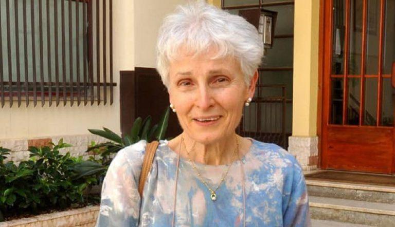 prof Rosa Maria Dell'Aria