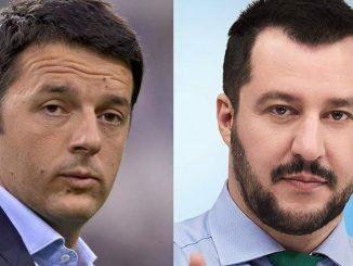 """Europee, la previsione di Renzi: """"La parabola di Salvini si chiuderà"""""""