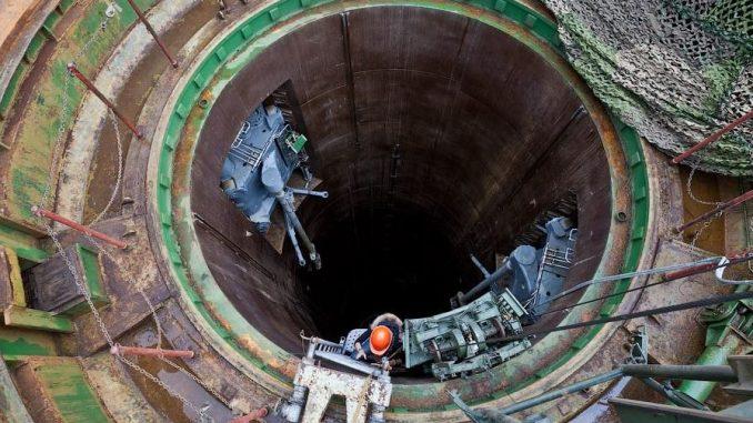 russia silos missili