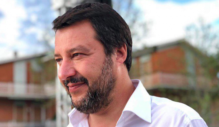 Salvini decreto sicurezza bis