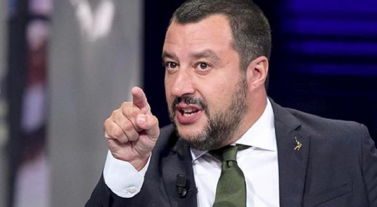 Salvini Europee flat tax