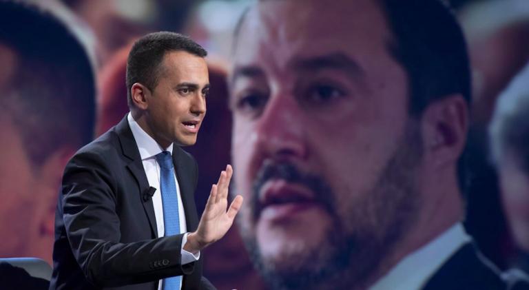 Salvini M5S Pd