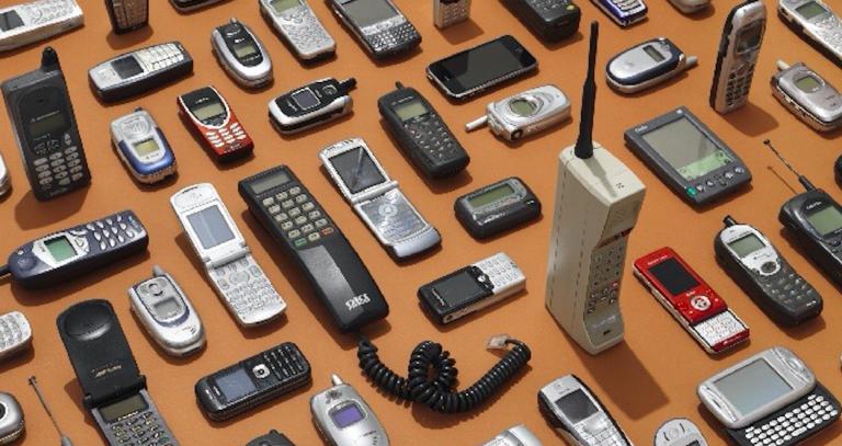 Vecchi cellulari 1000 euro