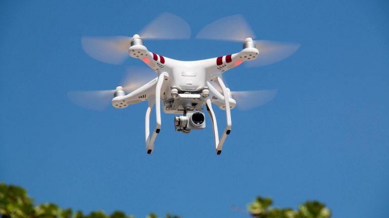 Droni con telecamera.