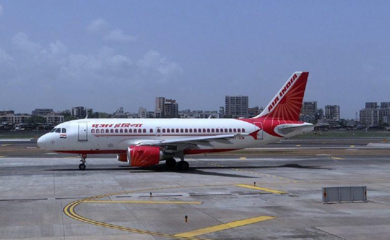 air india aereo