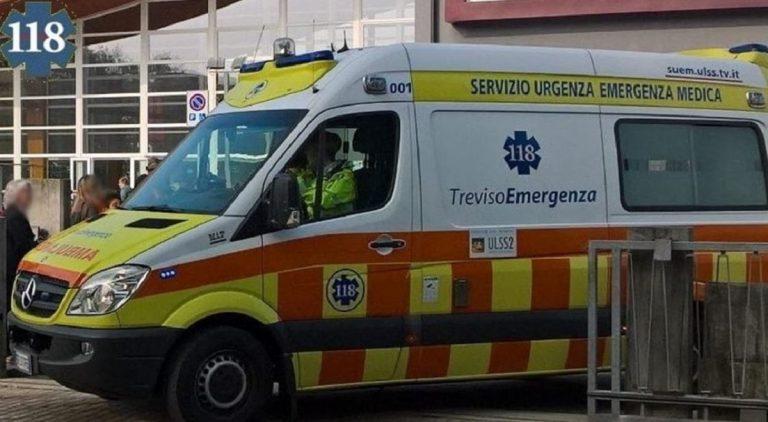 ambulanza treviso