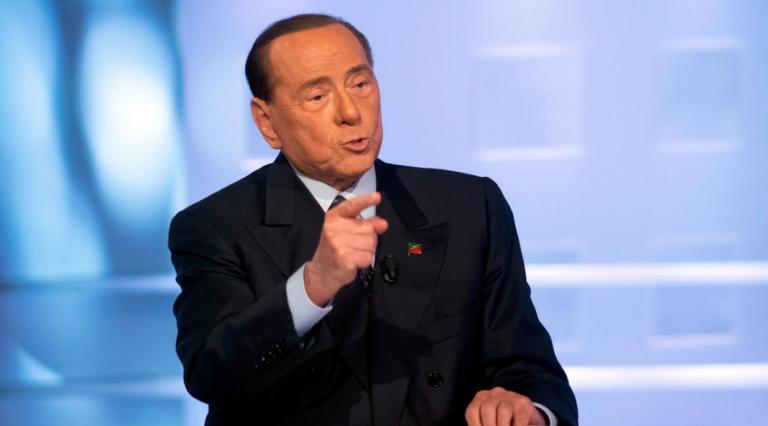 Berlusconi coalizione di centrodestra