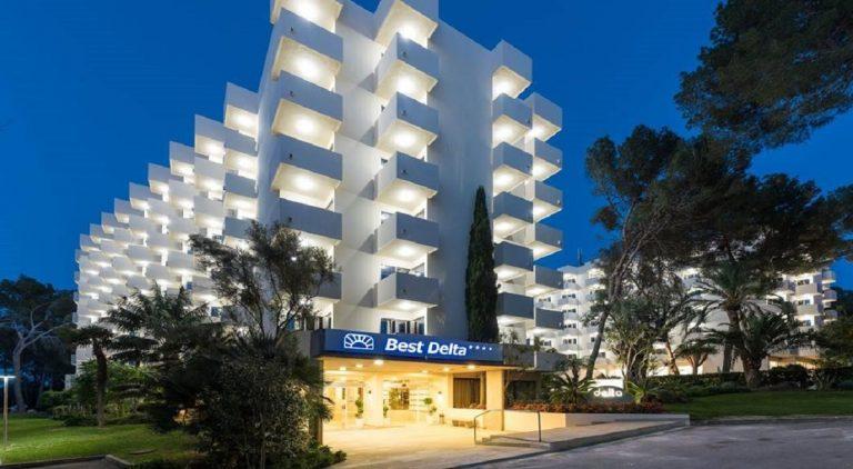 hotel Palma di Maiorca
