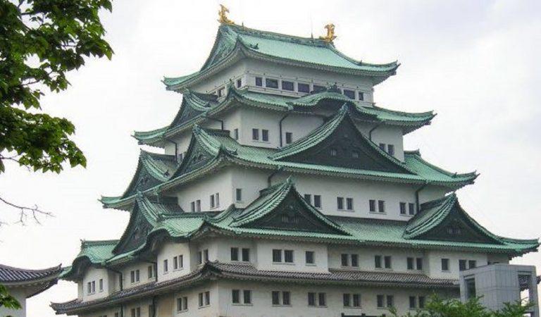 castello nagoya giappone