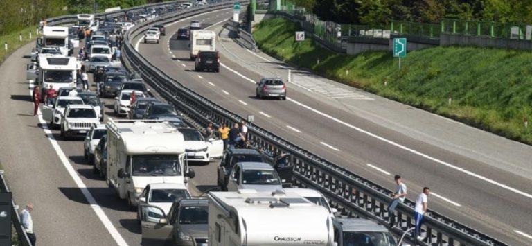 chiusa autostrada