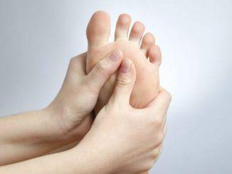 cipolla ai piedi