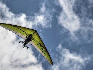 deltaplano volo