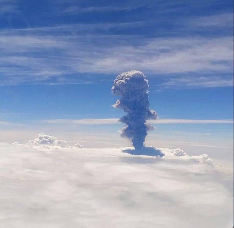 esplosione vulcano messico 2