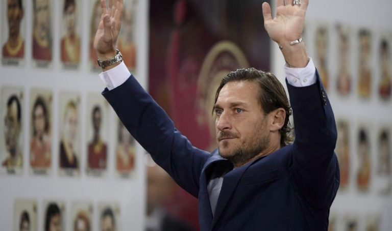 Francesco Totti torna a giocare