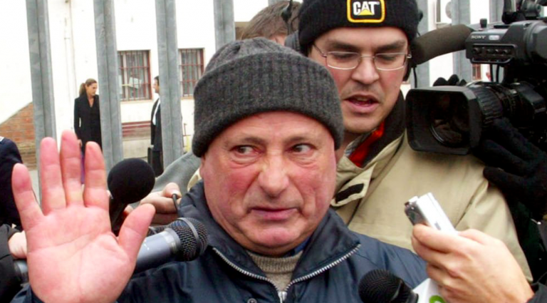 Graziano Mesina scarcerato