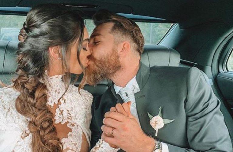 lorella boccia matrimonio