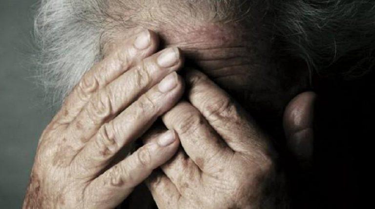 maltrattamenti anziana
