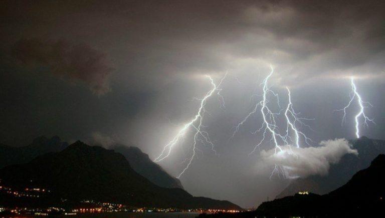 Meteo, temporali e grandine