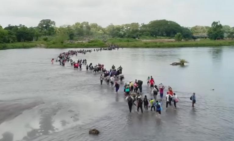 migranti messico guatemala