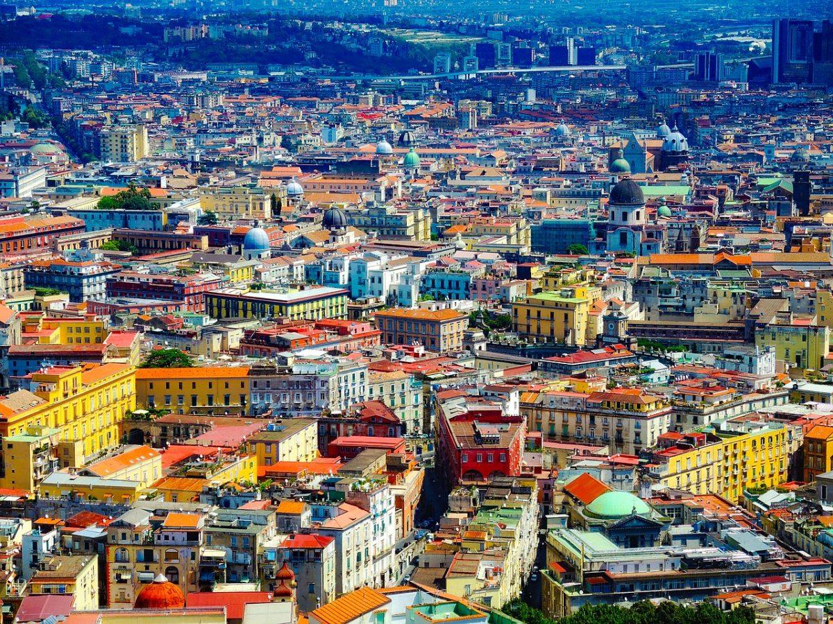 Cucine Usate Campania Napoli 10 cose da vedere in campania | notizie.it