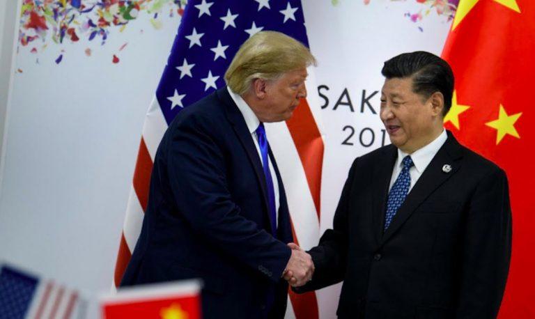 Negoziati Usa Cina G20