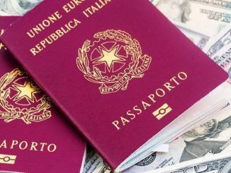 denuncia passaporto