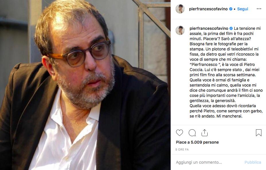 Post Favino