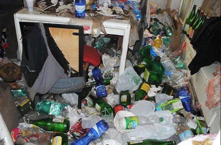 rifiuti casa