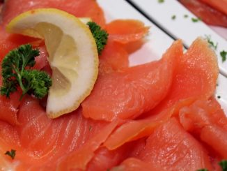 salmone aaffumicato