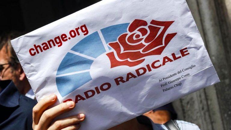 Salva radio radicale