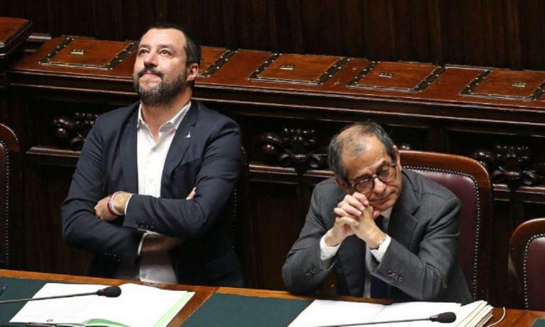 Salvini lettera deficit