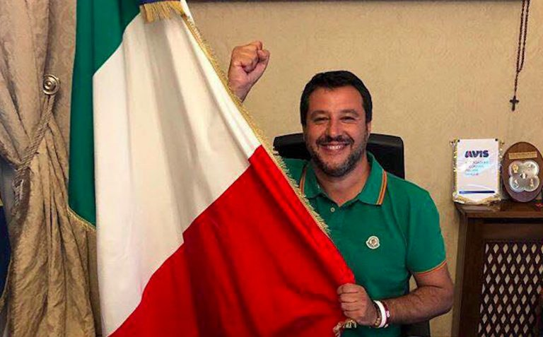 Salvini Olimpiadi Milano Cortina