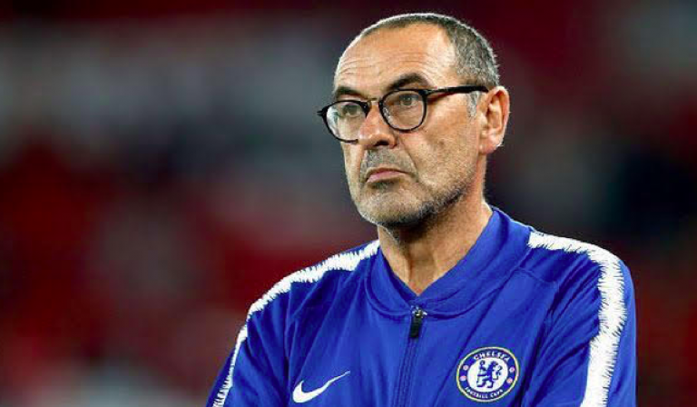 Sarri Juve Chelsea