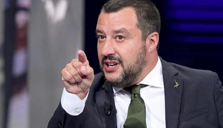 Scontro pm Salvini su arresti