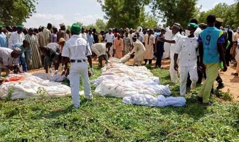 Strage Nigeria