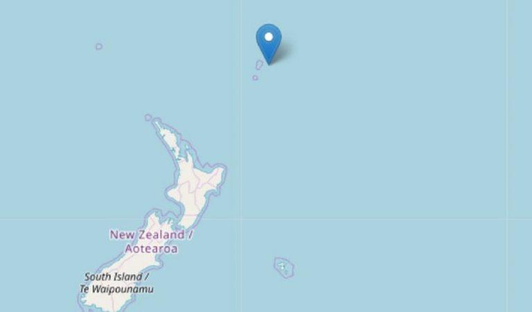 Sisma magnitudo 7.4 nel Pacifico