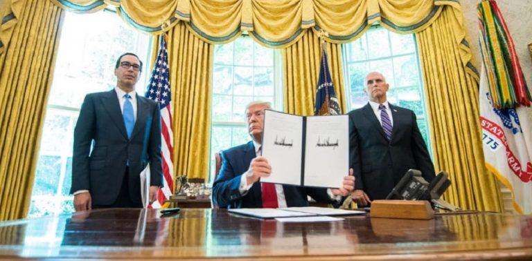 trump sanzioni