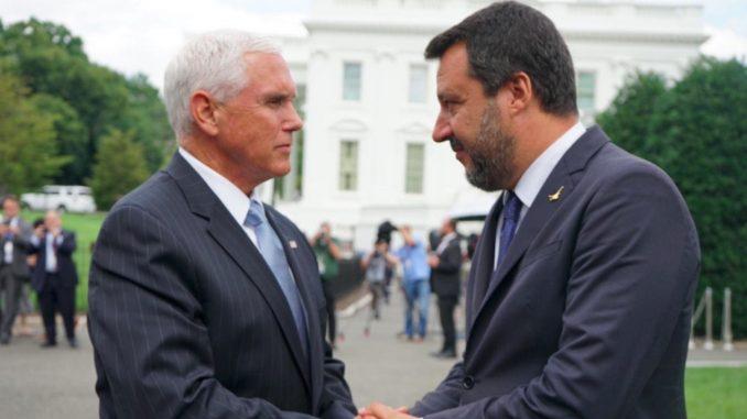 Usa Salvini Tap