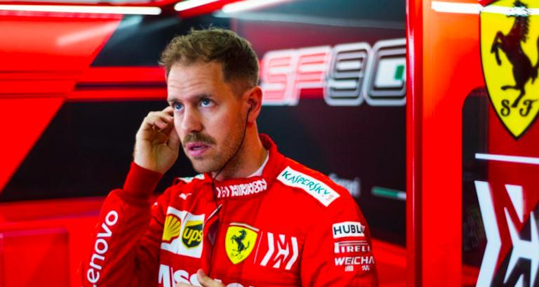 Vettel smentisce ritiro