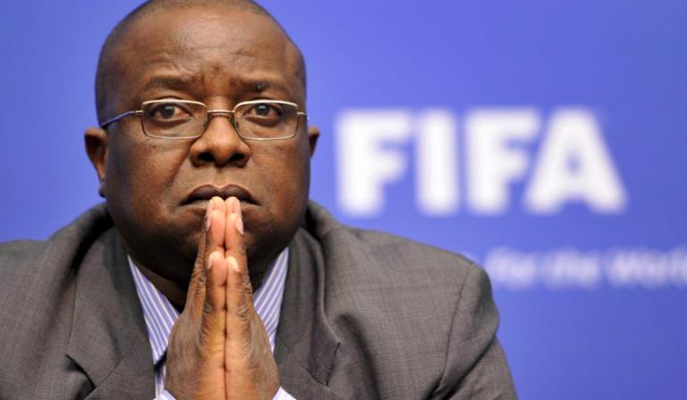 Vicepresidente Fifa arrestato