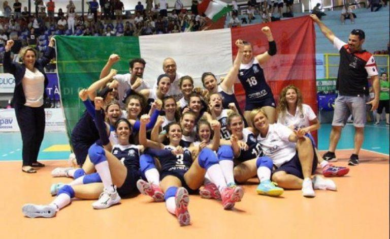 volley italia sorde
